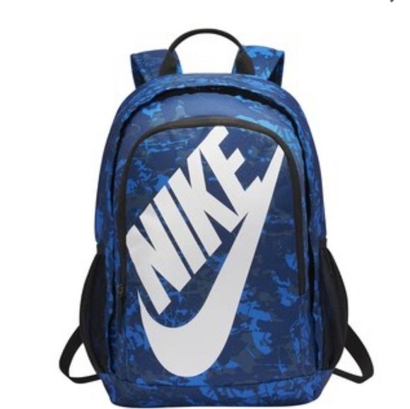 8bfb0e259b04d NIKE Hayward Futura Backpack Blue. M 5c0c6f712beb79d1f6642e66